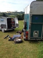 Horse Box trailer repair & Servicing Ifor Williams